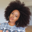 AFRO CURLY HAIR WIG