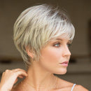 Autumn Extra-Thick Short Wig-023