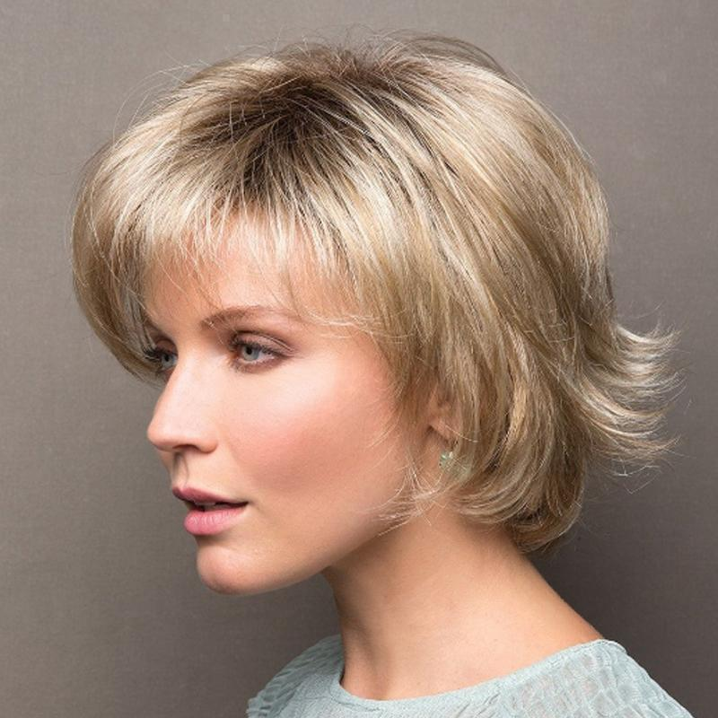 Autumn Extra-Thick Short Wig-024