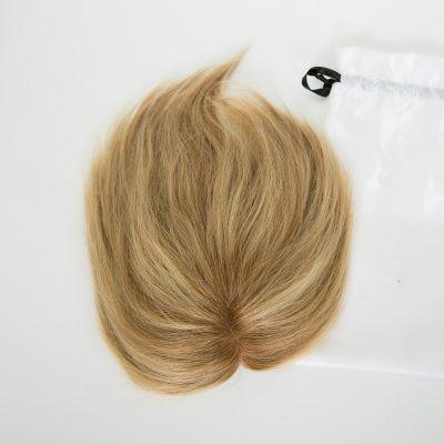 New listing in 2021-Natural Human Hair Wavy Topper