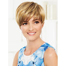 Autumn Extra-Thick Short Wig-002