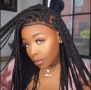 New Arrival¡ªFull lace Box Braid Wig¡ªFree Shipping Over $59