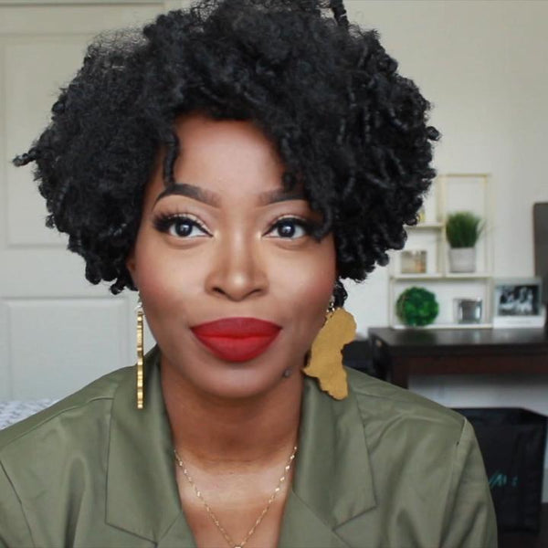HOT SALE R AFRO CURLY BOB SHORT WIG