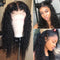 Lace Frontal Wigs Deep Wave Brazilian Virgin Hair Lace Front Wigs Pre-pluncked Swiss Lace With Baby Hair