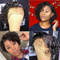 Short Curly Bob Wig 150% Density