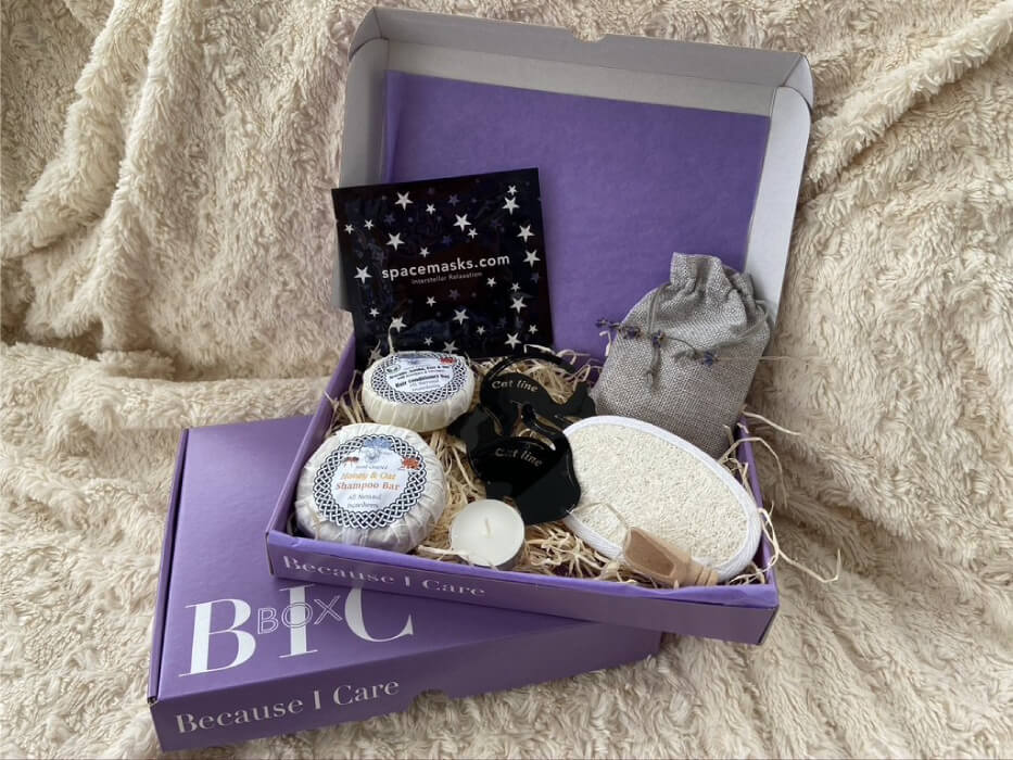 Indulgent Spa In a Box by  BicBox