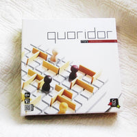 """Quoridor"" Mini, Portable Wooden Strategy Board Game, Ages 8+"