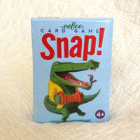 eeboo Snap! Card Game, Ages 4+