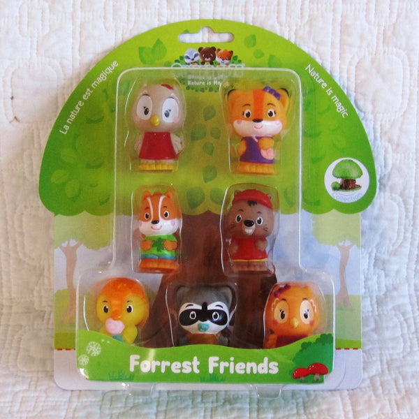 Timber Tots Forest Friends, Character Set, Ages 2+