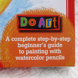 "Faber-Castell ""Do Art"" Watercolor Pencil Set for Beginners, Ages 9+"