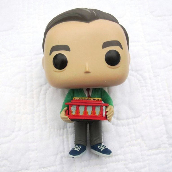 FUNKO Pop! Mr. Rogers Collectible Figure, Ages 9 - adult