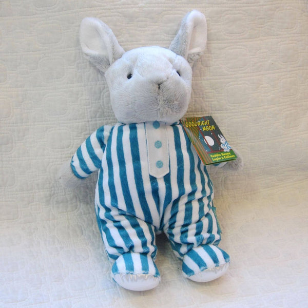 """Goodnight Moon"" Bunny in Pajamas, Huggable and Soft, Age From Birth"
