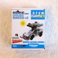 OWI Robotics Rookie Solar Racer Kit, No Batteries, Ages 8+