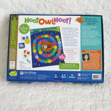 Hoot Owl Hoot, Cooperative Matching Game by Peaceable Kingdom, Ages 4+