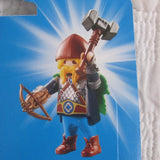 Playmobil Dwarf Fighter Figure Play Set, Ages 4+