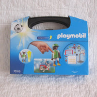 "Playmobil ""Multi-Sport"" Carry Case Play Set, Ages 4+"