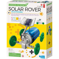 Solar Rover Kit, Award-Winning Science Toy, Ages 5+