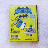 Batman Sticky Notes Booklet, Fun for Work or School