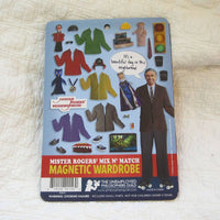 Hello Neighbor! Mr. Rogers Dress Up Magnet Set, Ages 5 to adult