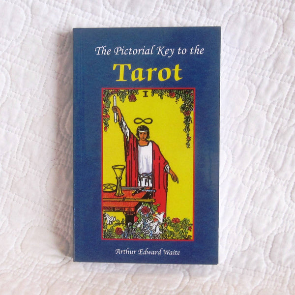 """The Pictorial Key to the Tarot"" Book by A.E. Waite, Best Into Text"