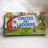 Chutes and Ladders Board Game, Ages 4+