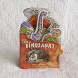 """The Land of the Dinosaurs"" Chunky Board Book by Peter Lippman, Ages 5+"