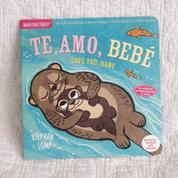 Indestructibles: Te amo, bebé Book, Spanish and English Edition, Ages 4 mo.+