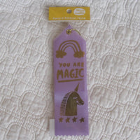 """You Are Magic"" Award Ribbon Note"