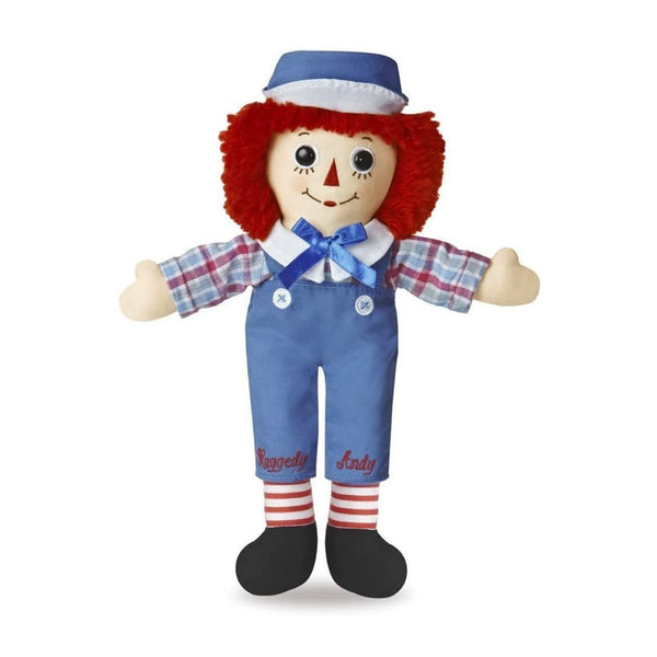 Raggedy Andy Classic Doll, Ages 3+