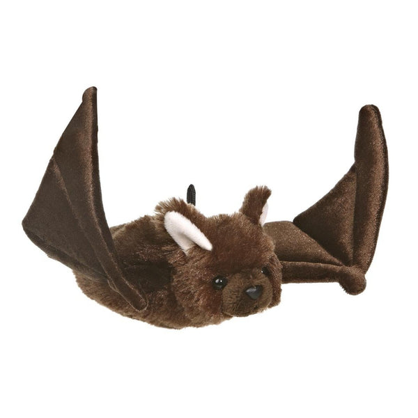 Plush Bat, Plush Mini Flopsie by Aurora, Ages 3+