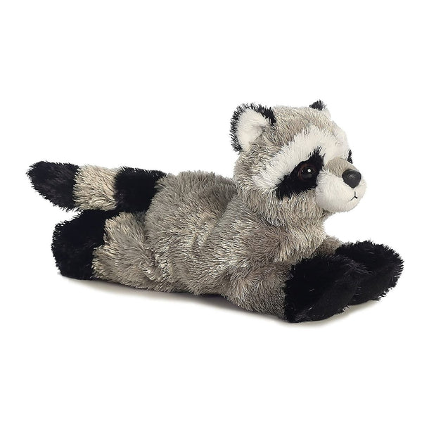 Rascal Raccoon, Plush Mini Flopsie by Aurora, Ages 3+