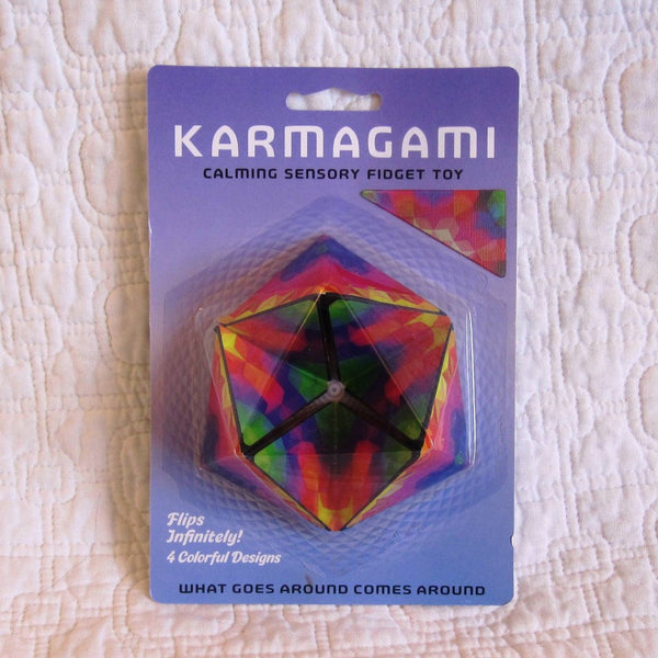 "Karmagami Calming Sensory Toy ""Pixel"" Patterns, Ages 4 to adult"