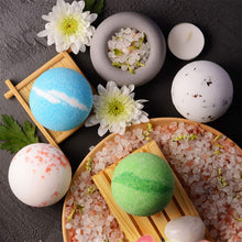 Load image into Gallery viewer, 10 Sets Metal DIY Bath Bomb Molds Also Great