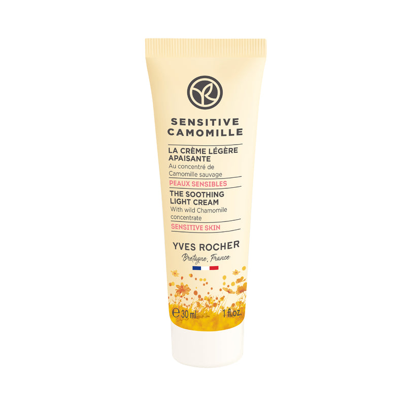 Sensitive Camomille Soothing Light Cream 50ml
