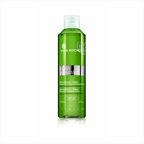 Elixir Jeunesse Micellar Cleansing Water Reparation + Detox 200ml