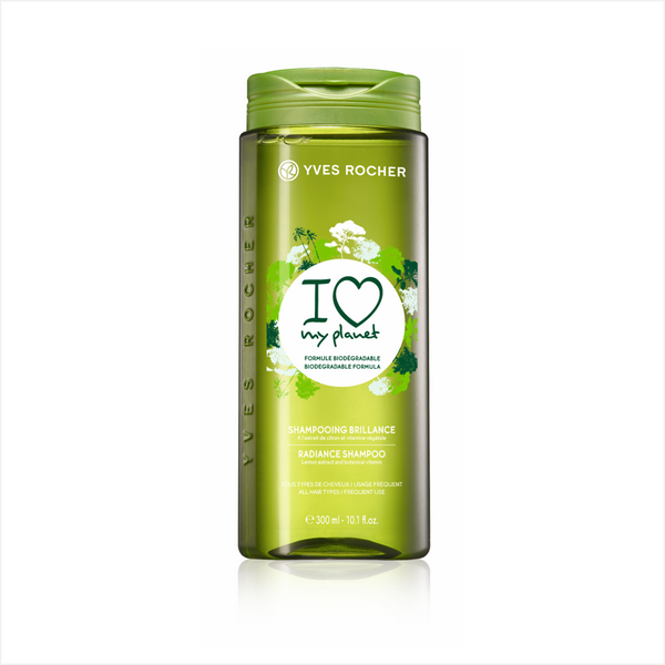 Radiance Shampoo I Love My Planet 300ml