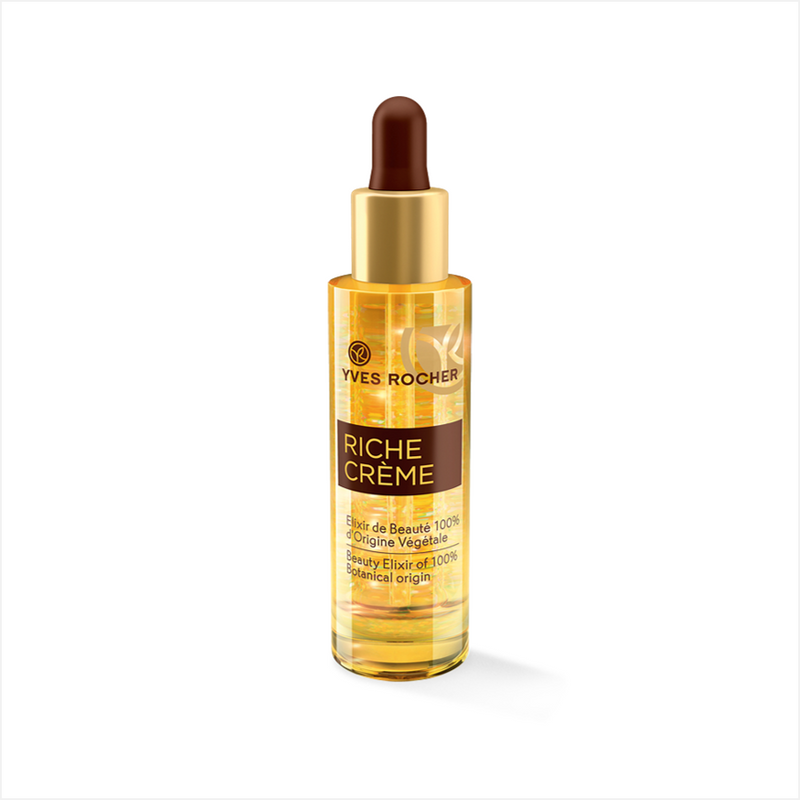Riche Crème 30 ml Beauty Elixir of 100% Botanical Origin 30ml