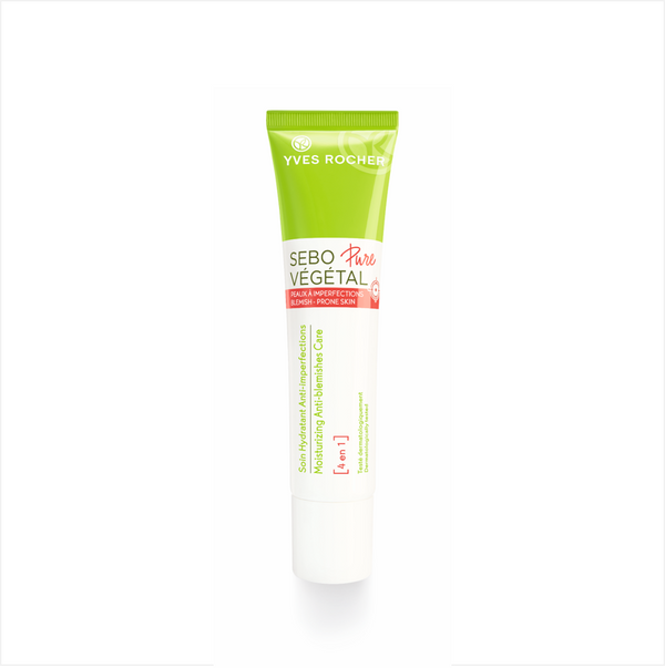 Sebo Pure Vegetal Moisturizing Anti-blemishes Care 40ml