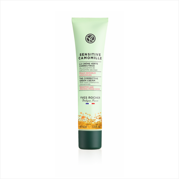 Sensitive Camomille Corrective Green Cream 40ml