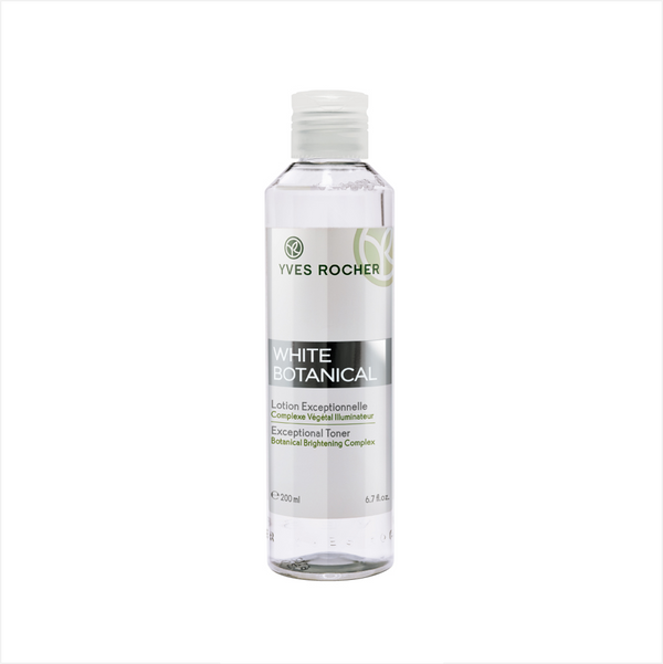 White Botanical Toner 200ml