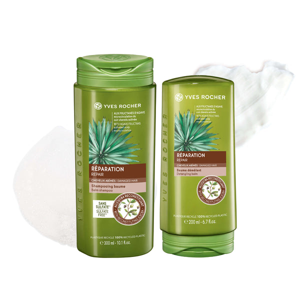 Jojoba Repairing Shampoo & Conditioner Set