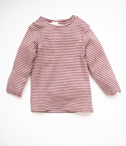 4-6 M Striped Top