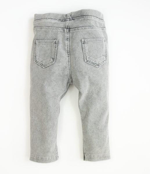Grey Stretch Jeans (Jeggings)