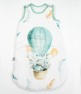Hot air balloon sleep bag