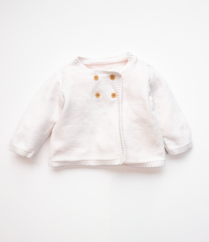 0-1 M Cotton knit jumper