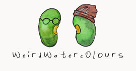 WeirdWatercolours