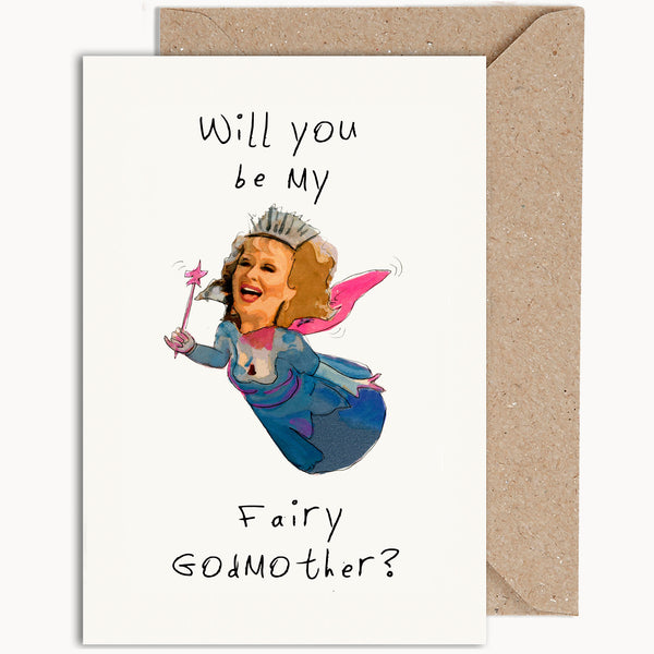 Will You Be My Fairy Godmother?