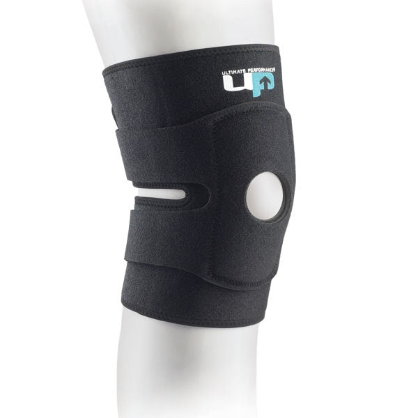 Adjustable Knee Support with Straps
