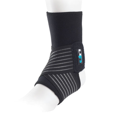 Elastic Ankle Support with Straps