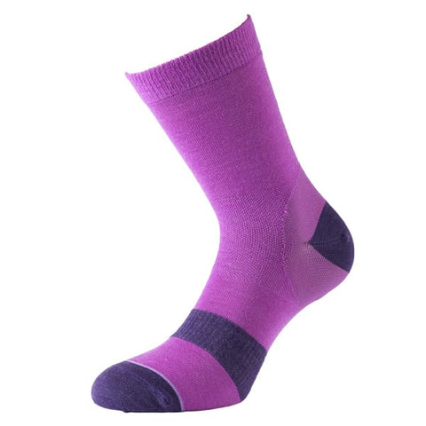 Women's Approach Double Layer Sock with Heel Power